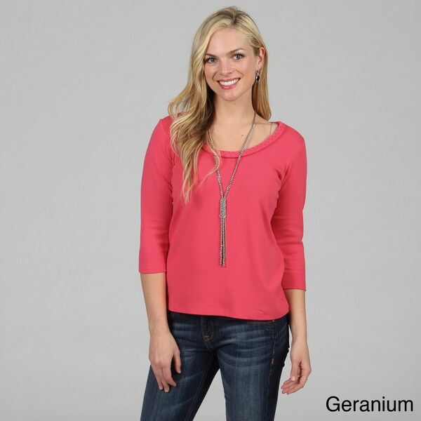 Celebrating Grace Women's Anchor Tee Top