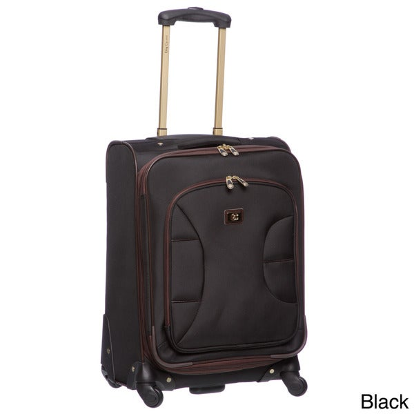 Oleg Cassini Legacy 21-inch Carry On Spinner Upright