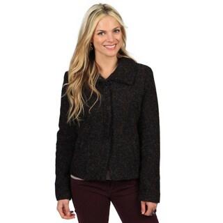 Women's Metallic Sparkle Weave Marilyn Jacket