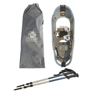 Yukon Charlies 8x21 Snowshoe Kit