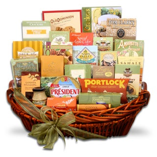 Alder Creek Grand Traditions GIft Basket