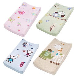 Summer Infant Plush Pals Changing Pad Cover