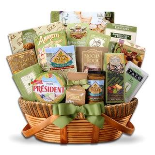 Alder Creek Gourmet Elegance Gift Basket