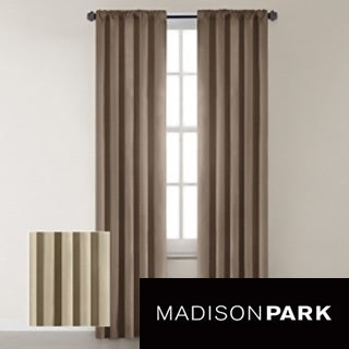 Madison Park Dylan 84-inch Blackout Panel Curtain