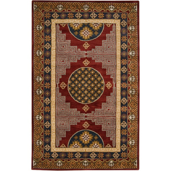 Hand-tufted Brilliant Rug (2' x 3')