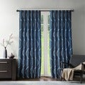 Madison Park Marcel Blackout Curtain Panel