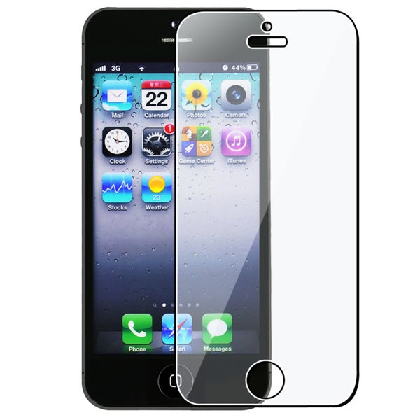INSTEN Clear Screen Protector for Apple iPhone 5/ 5S/ 5C(Pack of 2)