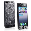 BasAcc 3D Diamond Front/ Back Screen Protector for Apple� iPhone 5