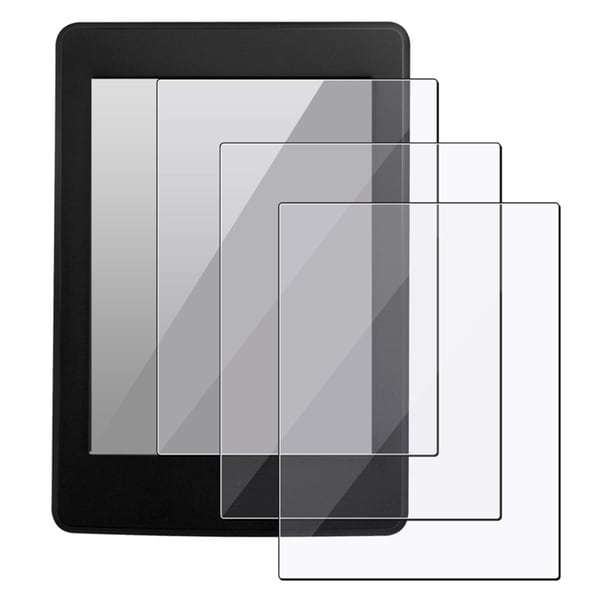 BasAcc Screen Protector for Amazon Kindle Paperwhite (Pack of 3)