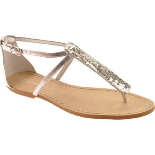 Women's BCBGeneration Blayke Silver New Soft Metallic