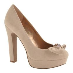 Women's BCBGeneration Jaclyn Fawn Shiny Twill Suede