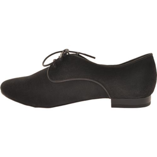 Women's BCBGeneration Lesleigh Black Twill Suede/Leather