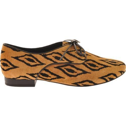 Women's BCBGeneration Lesleigh Tribal Leopard/Black Flocked Suede/Patent
