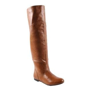 Women's L & C Bianca-1N Tan