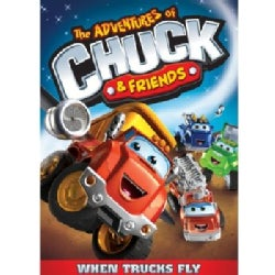 The Adventures Of Chuck & Friends: When Trucks Fly (DVD)