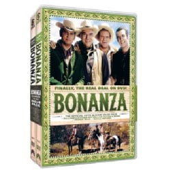 Bonanza: The Official Fifth Season (DVD)