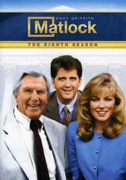 Matlock: The Eighth Season (DVD)