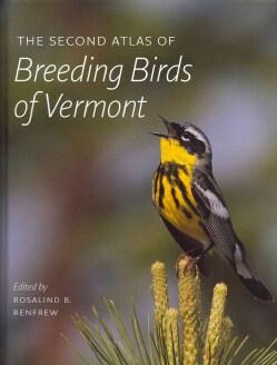 The Second Atlas of Breeding Birds of Vermont (Hardcover)