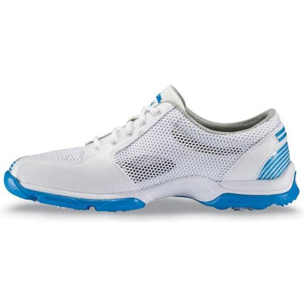 Callaway Women's Solaire White/ Blue Golf Shoes