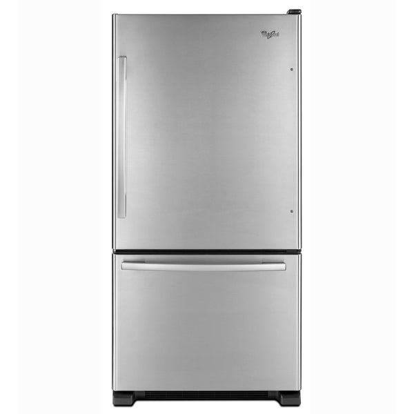 Whirlpool 'GB9FHDXWS' Gold 30-inch Bottom Freezer Refrigerator
