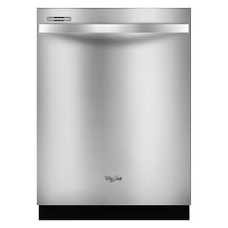 Whirlpool Gold 'WDT710PAYM' Stainless Steel Dishwasher