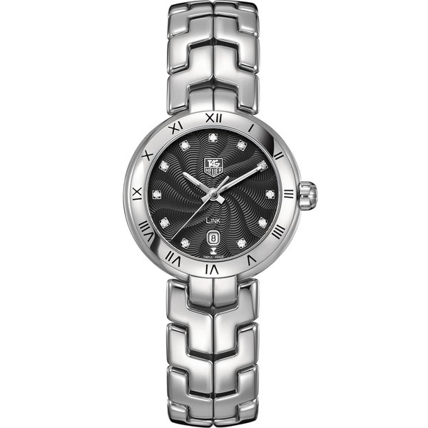 Tag Heuer Women's WAT1410.BA0954 Stainless Steel Diamond Watch