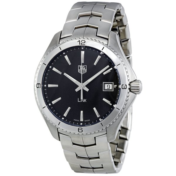 Tag Heuer Men's Stainless Steel Date Watch