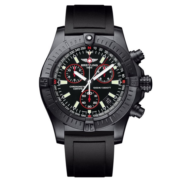 Breitling Men's Steel Limited Edition 'Avenger Seawolf' Automatic Watch