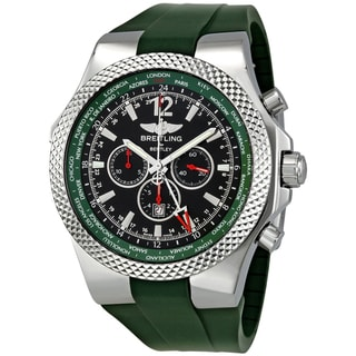 Breitling Men's Steel 'for Bentley' Limited Edition Automatic Chronograph Watch