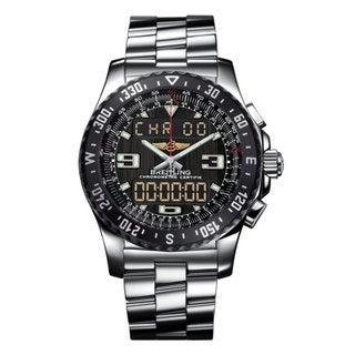 Breitling Men's Stainless Steel 'Professional Airwolf' Watch