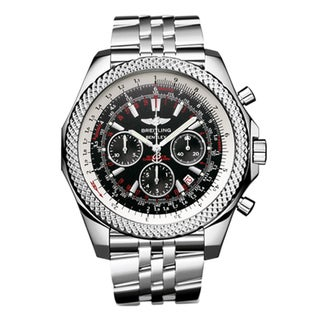 Breitling Men's Steel 'for Bentley' Automatic Chronograph Watch