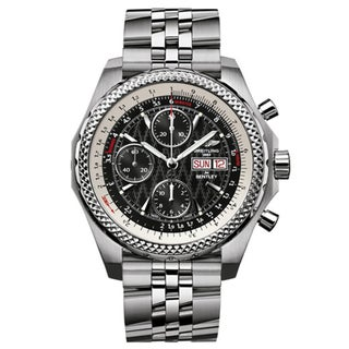 Breitling Men's Steel 'for Bentley GT Racing' Automatic Chronograph Watch