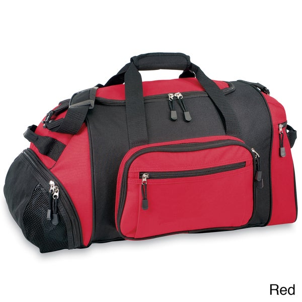 G. Pacific by Traveler's Choice 20-inch Carry on Sport / Cooler Duffel Bag 10326384