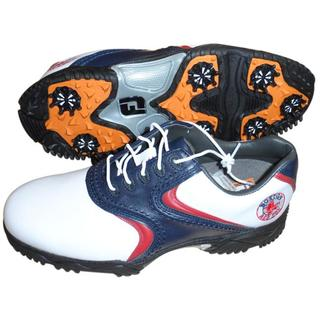 Mens FootJoy Contour Series Golf Shoes MyJoys Boston Red Sox