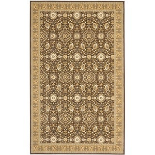 Safavieh Treasure Brown/Caramel Area Rug (8' x 10')