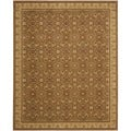 Safavieh Treasure Brown/ Caramel Rug