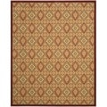 Safavieh Treasure Ivory Polypropylene Rug