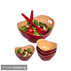 6-Piece Eco-Friendly Bamboo Set (Vietnam)