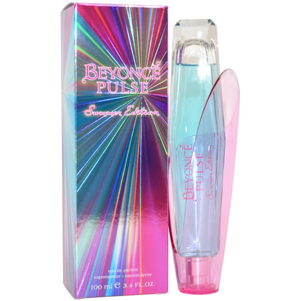 Beyonce Pulse Women's 3.4-ounce Eau de Parfum Spray (Summer Edition)