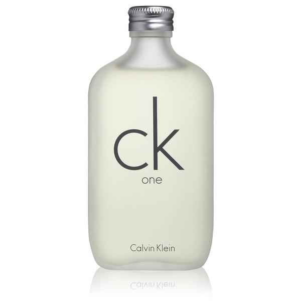 Calvin Klein C.K. One 3.4-ounce Eau de Toilette (Unboxed)