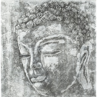 Safavieh Works of Art Serenity Buddha Canvas Art