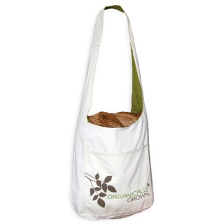 Organically Grown Utility Shopper Tote Bag