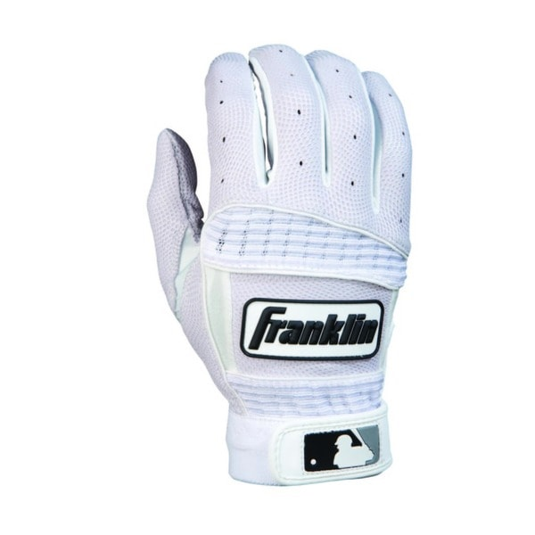 MLB Youth Pearl/ White Neo Classic II Batting Glove