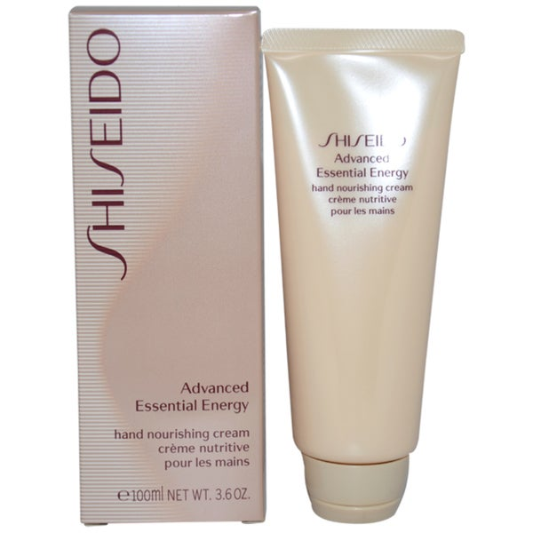 Shiseido Advanced Essential Energy 3.3-ounce Hand Nourishing Cream