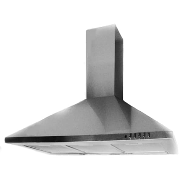 NT AIR CH-105-CS 28-inch Wall Mount Stainless Steel Range Hood