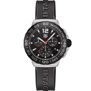 Tag Heuer Men's CAU1110.FT6024 Steel 'Formula 1' Chronograph Watch