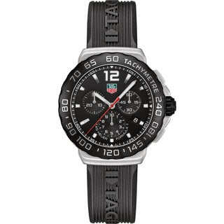 Tag Heuer Men's Steel 'Formula 1' Chronograph Watch