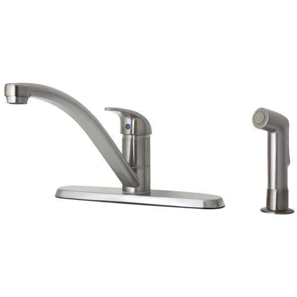 Price Pfister Parisa Single-handle Stainless Steel Kitchen