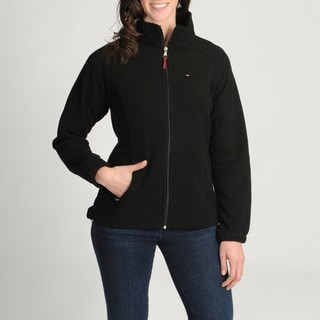 Tommy Hilfiger Women's Zip Fleece Jacket
