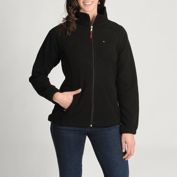 Tommy Hilfiger Women's Zip Fleece Jacket
